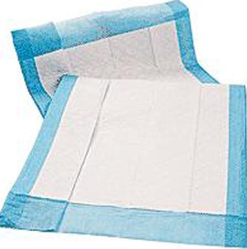 Incontinence Bed Pads-150 Pads Adult Urinary Incontinence Disposable Bed Underpads 23x36-Bedding Mattress Pad-Pads-Underpads-Made from high quality medical-grade Products For Beds, Chairs-Protects Against Leakage-Guaranteed!