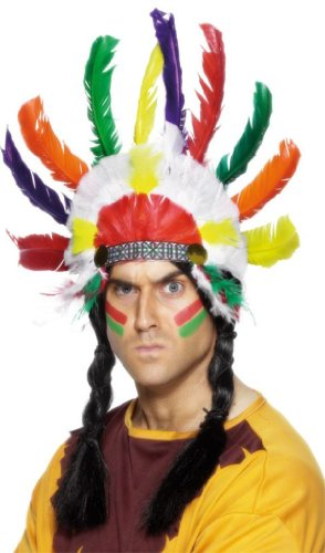 Smiff (Halloween Indian Headdress)