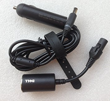 New Genuine Dell 90 Watt Auto / Air Trave AC/DC Power Adapter Kit D09RM 0D09RM