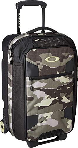 Oakley Men's Long Weekend Carry On, Olive/Camo, One Size