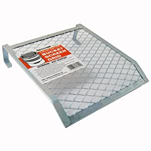 Metal Bucket Screen Grid 2 Gallon Paint Can