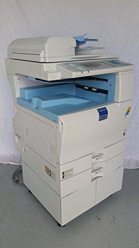 Ricoh Copier Fax Machines (Ricoh Aficio Mp C2550 / Savin C9025 Color Copier Printer W/scanner, Network MFP 25 Ppm)