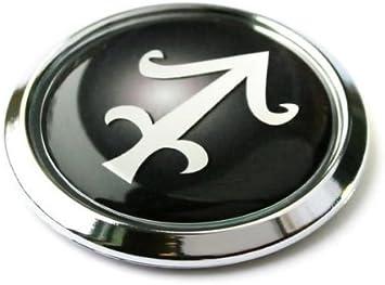 Chinese Dragon Car Auto Bike 3D chrome decal sticker badge 3D sticker