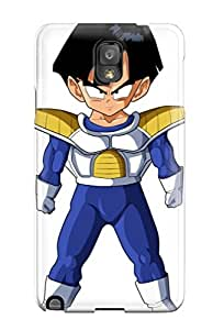 High-end Case Cover Protector For Galaxy Note 3(kid Gohan )