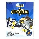 Disney Club Penguin Dojo Jitsu Trading Card Game Set Contains 23 Game Cards, 3 Code Cards 2 sticker sheets