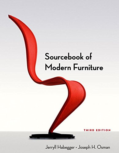 Sourcebook of Modern Furniture (Third Edition) (Source Furniture From The)