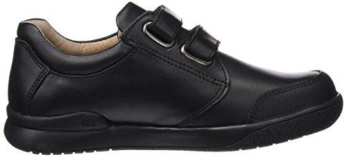 Biomecanics Jungen 161126 Sneakers Schwarz (161126/A/Amz Negro (Napa))
