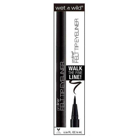 Wnw Eyelnr Proline-Blk Size .017z Wnw Eyelnr Proline Felt (Pro Line Felt)
