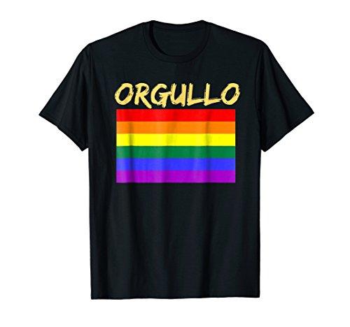 Bandera Gay Camisetas Orgullo gay playeras