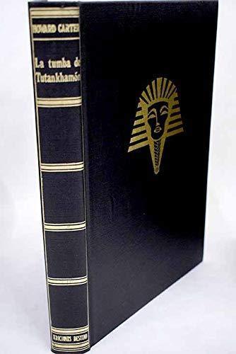 Tumba de tutankhamon, la: Amazon.es: Carter, Howard: Libros
