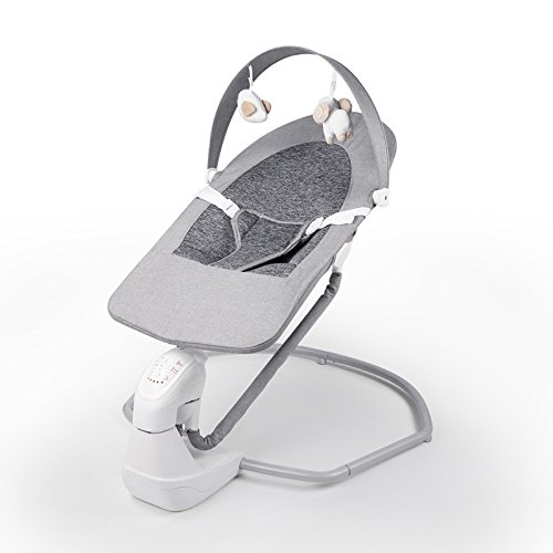 LZTET Baby Rocking Chair Comfort Soothing Vibration Recliner Child Shaker Vibrating Electric Cradle Sleepy Baby Artifact
