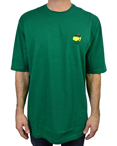 Masters Men's T Shirt Augusta Collection Champions 2015 Tee, Green, Size X-Large
