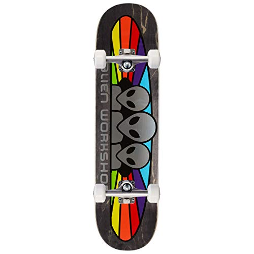 Alien Workshop Skateboard - Alien Workshop Spectrum Foil Skateboard Complete - 8.00
