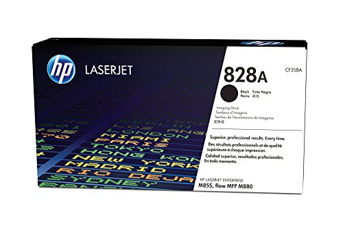 HP 828A (CF358A) Black Original LaserJet Image (Laser Printer Image Drum)