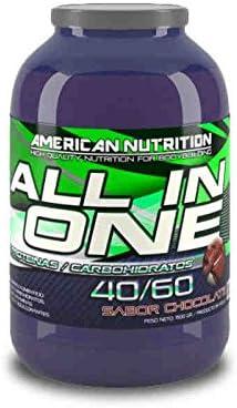 ALL IN ONE 40% Proteina 60% Carbohidratos aumento de masa ...