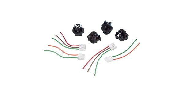 amazon com: 01-05 honda gl1800: show chrome accessories saddlebag light wire  harness: automotive
