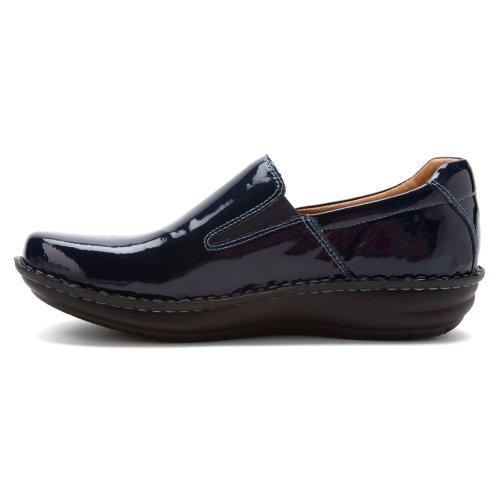 Alegria Mens Oz Loafers Shoes Navy Patent F9jOHTlXZ