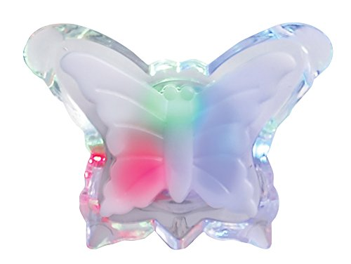 Night Light – Decorative Butterfly Nightlight, Fixture for Bedroom, Bathroom or Home Decor Review