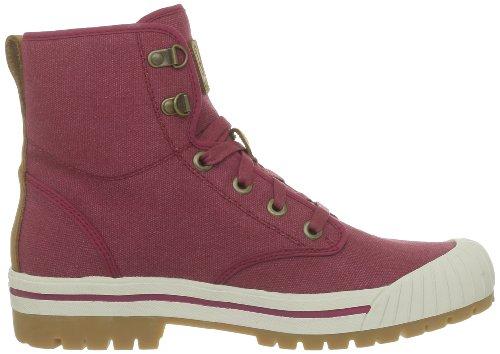 Mid W Aigle Rouge burgundy Chaussures Khali Femme Montantes gC5q5wE