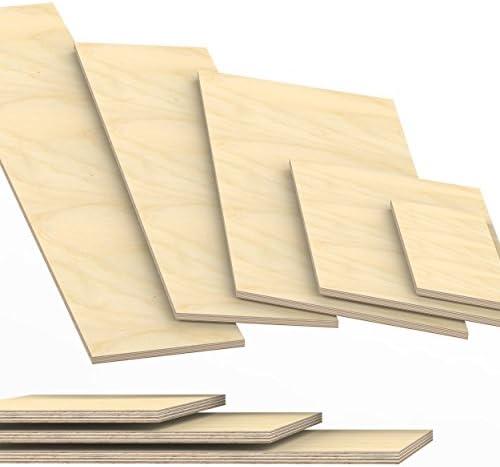 90x20 cm 12mm Multiplex Zuschnitt L/änge bis 200cm Multiplexplatten Zuschnitte Auswahl