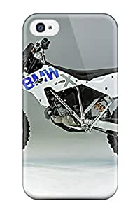 Benailey Iphone 4/4s Hybrid Tpu Case Cover Silicon Bumper Bmw Motorcycle
