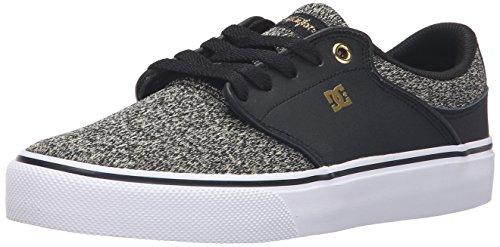 Skate Vulc Taylor Used DC Dark Black Shoe Mikey SE Ow11RIB