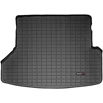WeatherTech Custom Fit Cargo Liners for Toyota Highlander, Black