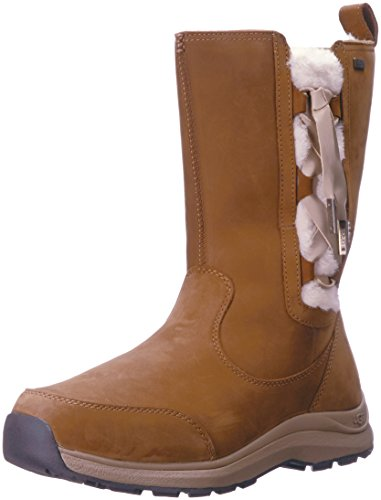 UGG Women's Suvi Snow Boot, Chestnut, 9 M US by UGG