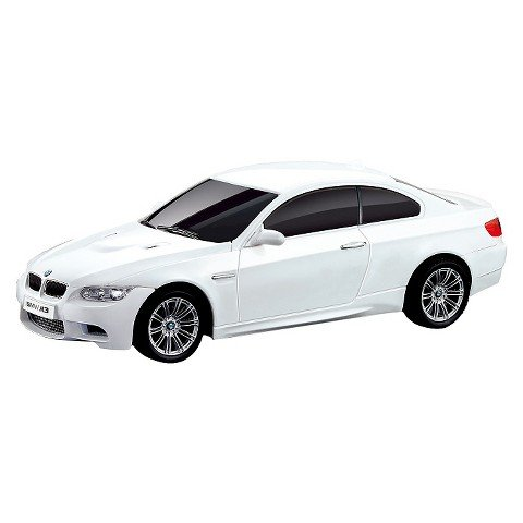 Braha BMW M3 1:24 R/C Car White (Super Mario Star Road compare prices)