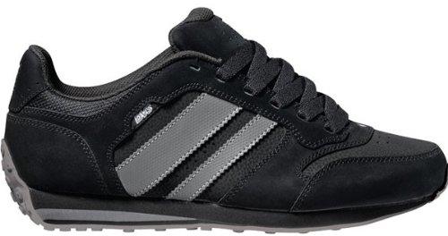 DVS Men's Premier Skate Shoe,Black,7 D (M) US