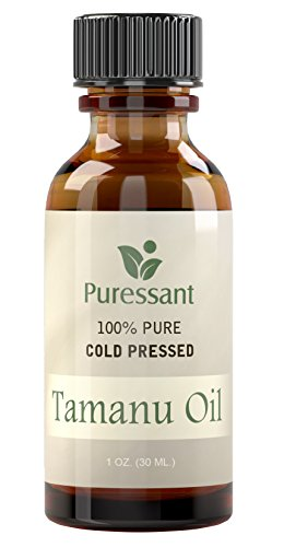★ Huile de Tamanu (Foraha Oil) ★ - 100% Pure pressée à froid une once - traite l'acné, psoriasis, l'eczéma, Toe Nail Fungus and More!