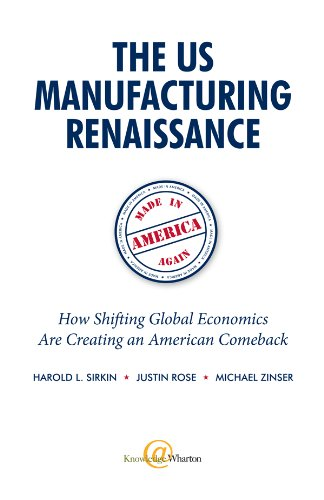 The US Manufacturing Renaissance: How Shifting Global Economics Are Creating an American Comeback