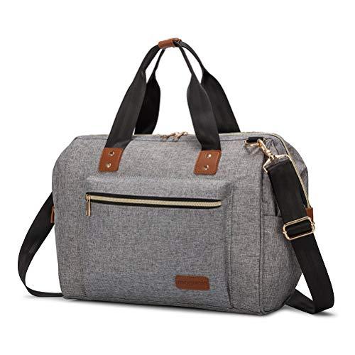 HaloVa Diaper Bag, Baby Nappy Tote, Trendy Travel Maternity