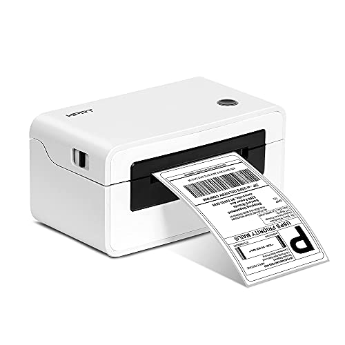 HPRT Label Printer-150mm/s High Speed Shipping Label Printer, Commercial Direct Thermal Label Printer,Compatible with Amazon, Ebay, Etsy, Shopify and FedEx, One Click Setup on Windows and Mac
