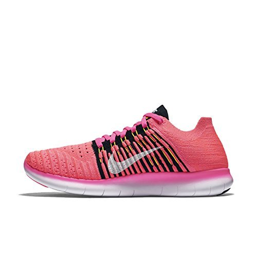b1bff8a8c7d9 Galleon - Nike Women s Free Running Motion Flyknit Shoes