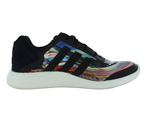 adidas Pureboost W Womens Shoes Size Running White/Black/Multi-color XyLXkzO7