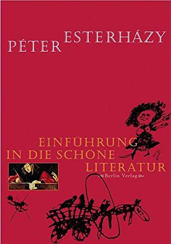 Einführung in die schöne Literatur