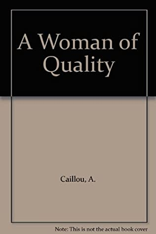 book cover of A Woman of Quality