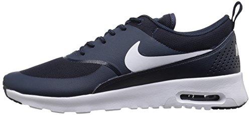 white Scarpe Max 409 Thea Corsa Air Donna Da Nike Blu obsidian qt5zv5