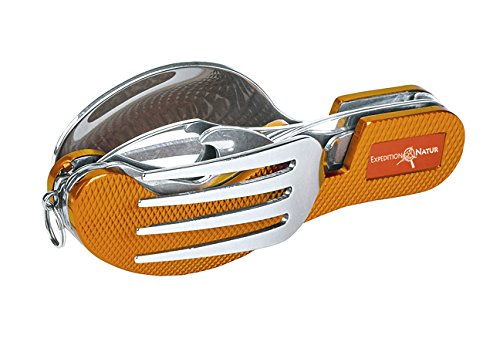 9721 Moses Expedition Natur Besteck-Set
