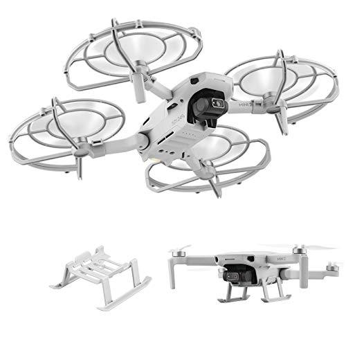Propeller Guard & Landing Gear Compatible with DJI Mavic Mini & Mavic Mini 2 Drone Accessories