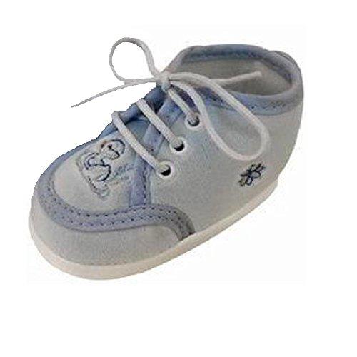 Festlicher Schuh für Taufe oder Hochzeit - Taufschuhe für Baby Babies Jungen Kinder, in verschiedenen Größen, TP23 Gr. 16-19