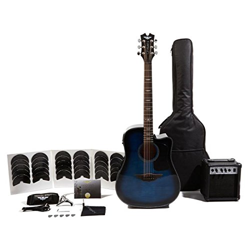 Keith Urban Acoustic-Electric Ripcord 40-piece Guitar Package - Electric - In Pearl Mall Outlet