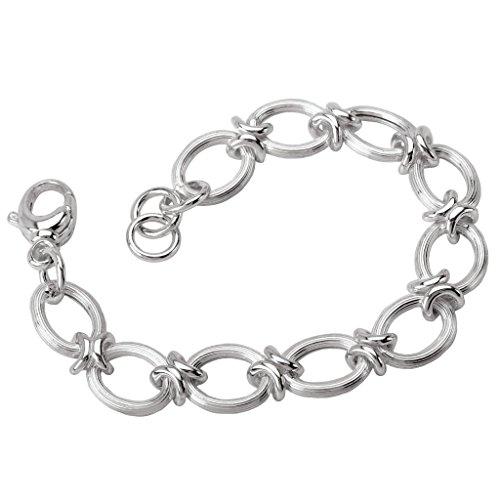rhodium-over-925-silver-fancy-hollow-textured-link-bracelet-7-8-in