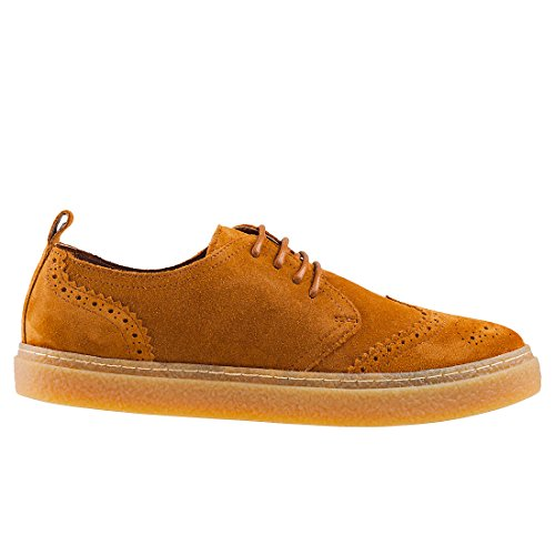Fred Perry Linden Brogue Hommes Chaussures