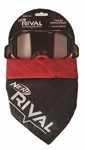 (Nerf Rival Face Bandana (Red))