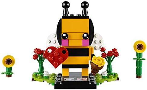 Amazon.com: LEGO BrickHeadz Valentines Bee 40270 Building ...
