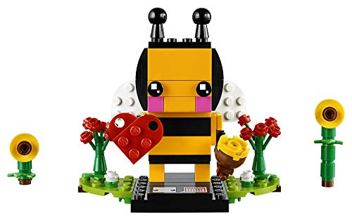 LEGO BrickHeadz Valentine's Bee 40270 Building Kit (140 Piece) ()