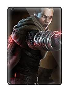 Hot Snap-on Star Wars The Force Unleashed 4 Hard Cover Case/ Protective Case For Ipad Air