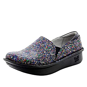 Alegria Women's debra Slip-On 16